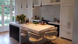 Marmer keuken foto